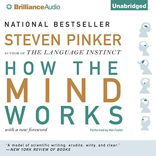 How the Mind Works                   Auteur(s):                                                                                                                                 Steven Pinker                               Narrateur(s):                                                                                                                                 Mel Foster                      Durée: 26 h et 5 min     24 évaluations     Au global 4,5