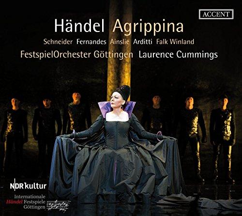 Händel: Agrippina HWV 39 (Live Rec.Händelfestspiele Göttingen 2015)