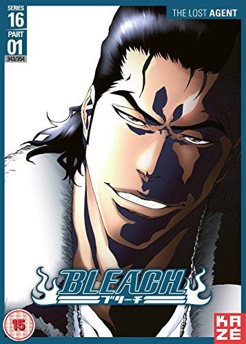 Bleach Series 16 Part 1 (Episodes 343-354) [Edizione: Regno Unito] [Import]
