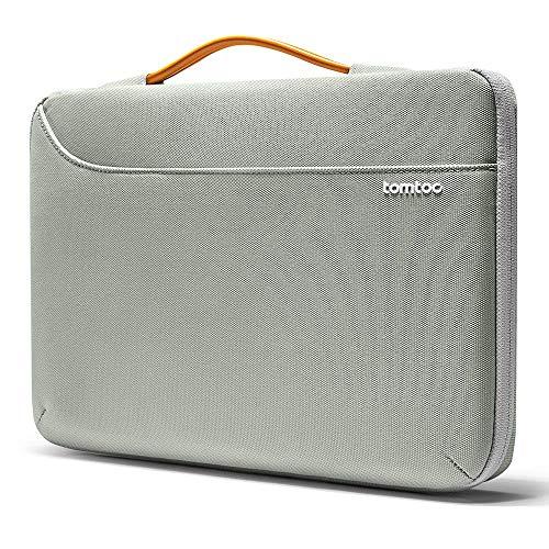 tomtoc 13 Zoll Laptop Tasche Hülle wasserdicht für MacBook Pro 13