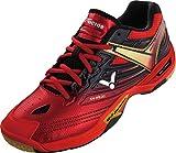 Victor Badmintonschuh/SH-A920 rot-43, Zapatillas de Bádminton para Hombre, Rojo (Rot Rot), 43 EU