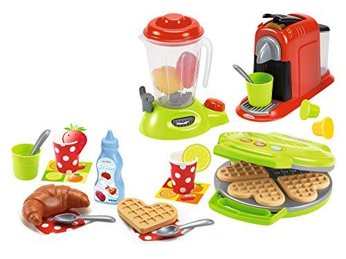 Set de pequeños electrodomésticos de juguete 100% Chef...