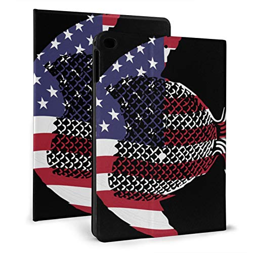 Pescado en forma de bandera iPad aire 9.7 pulgadas ultra delgado caso IPad mini 7.9 pulgadas Smart Stand cubierta iPad mini4/5 7.9