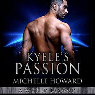 Kyele's Passion audiobook cover art