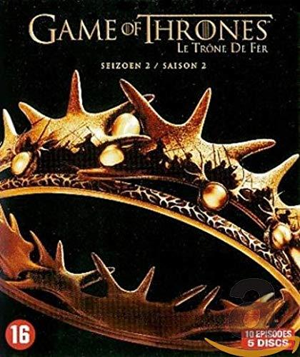 Game Of Thrones - Saison 2 [Blu-ray]