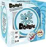 Asmodee ASMD0034 Dobble Waterproof, Kartenspiel, Deutsch