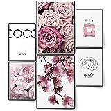 BLCKART Infinity Premium Poster Set Coco Edle Doppelseitige