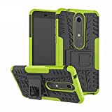 Nokia 6 (2018) Case, FoneExpert® Heavy Duty Shockproof