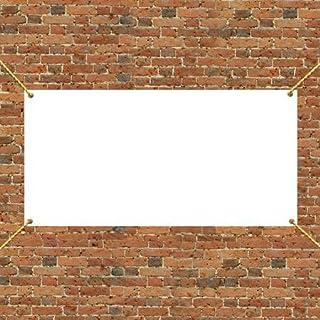 Vinyl Banner Blank - 10 oz. Vinyl (3`x9`)