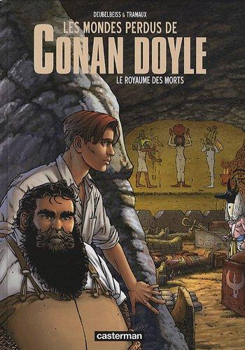 Les mondes perdus de Conan Doyle, Tome 2 : Le royaume des morts