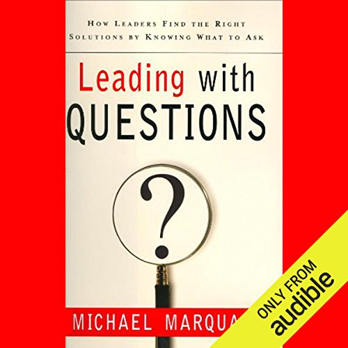 Leading with Questions Titelbild