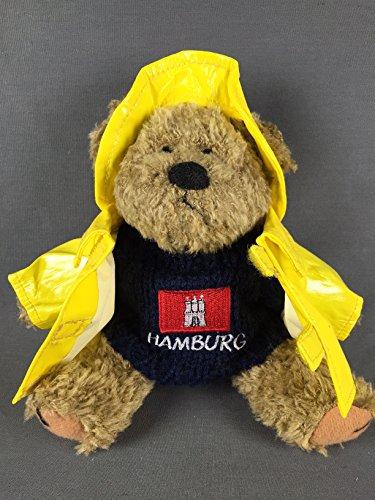 Hamburg Teddy im Friesennerz