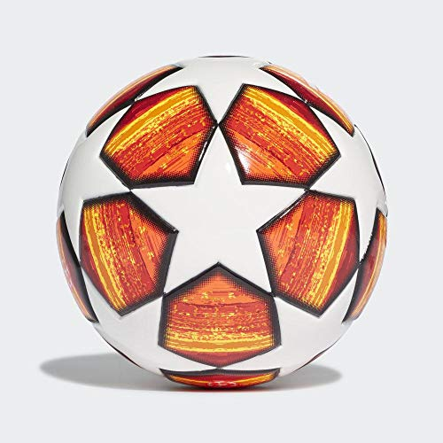 adidas Finale M Mini Ball, Hombre, White/Active Red/Scarlet/Solar ...