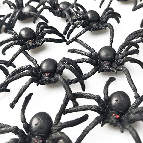 Realistic Plastic Spider Toys