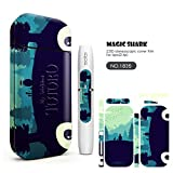 Sticker Skin for IQOS 2.4 Plus 20 Pattern 3M Adhesive Printing Label Case Cover Protection(1835)