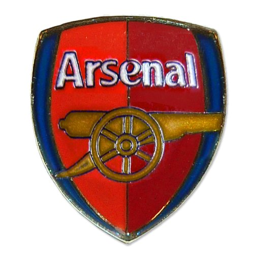 Arsenal FC - Official Crest Pin Badge