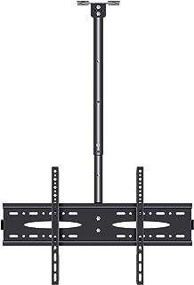 Adjustable TV stand سقف تلفزيون قوس يدور يميل تمديد التناوب التلفزيون جبل لمعظم 40-70 بوصة LED شاشة تلفزيون بشاشة مسطحة LC...