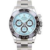 ロレックス ROLEX デイトナ 116506 アイスブルー文字盤 中古 腕時計 メンズ (W202603) [並行輸入品]
