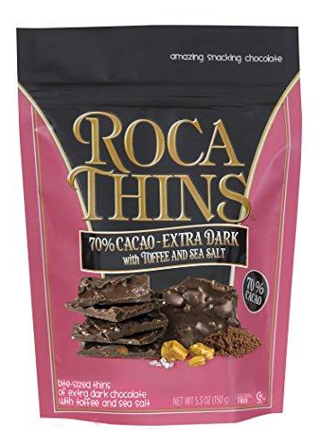 image of Roca Thins Dark Chocolate