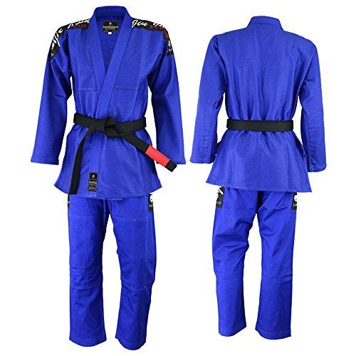 Verus Ultra Light Version Gladius BJJ JIU Jitsu GI (Blue, A2)