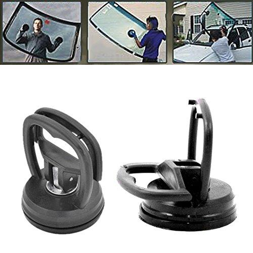 Bolange 3PCS Vakuum Saugnapf Auto Dent Puller Fix Mend Abzieher Karosserie-Panel-Entferner Sucker Saugwerkzeug