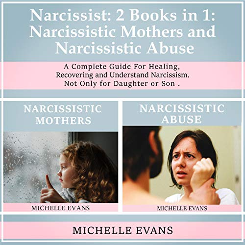 Narcissist: 2 Books in 1 audiobook cover art