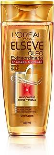 Shampoo Óleo Extraordinário Elseve 400 ml, L'Oréal Paris