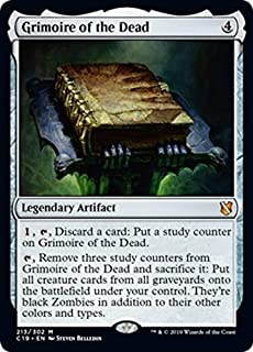 Magic: The Gathering - Grimoire of The Dead - Commander 2019