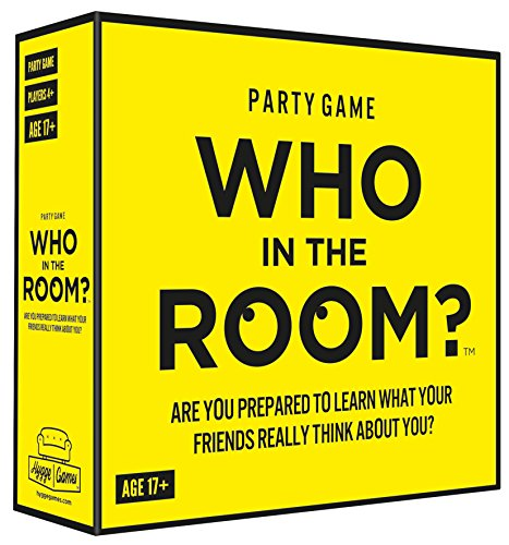 Who nella Stanza? 21033Siete Pronti a Learn What Your Friends Really Think About You Card Game
