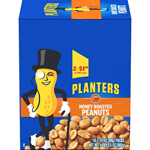 planters roasted honey peanuts - 4