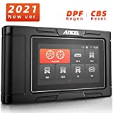 ANCEL Heavy Duty Truck Scanner HD3200 Diesel Scan Tool with DPF Regen/Oil Light Reset/Check Engine— All System Truck & Car 2 in 1 Diagnostic OBD2 Scanner for Hino Isuzu Fuso UD KIA Ford Mack etc.