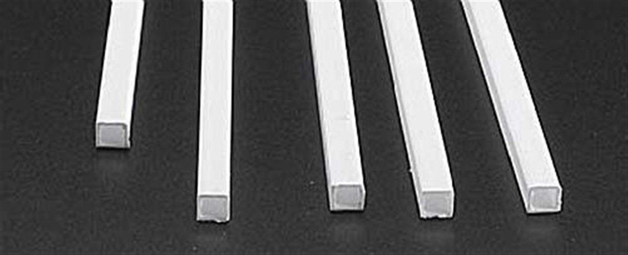 Plastruct STFS-8 Square Tubing 5 25% OFF 4