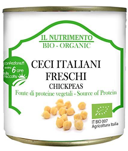 Probios Ceci Italiani Freschi - 400 gr