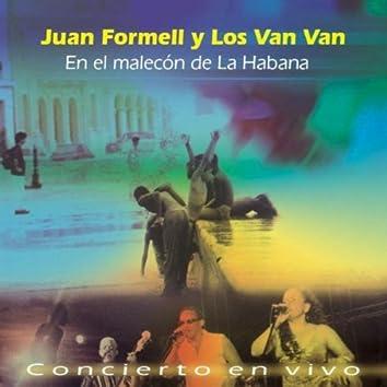 En El Malecón De La Habana (Juan Formell Y Los Van Van en El Malecon De La Habana)