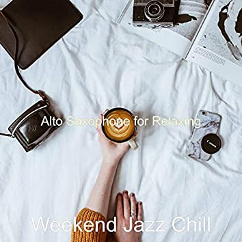 Alto Saxophone for Relaxing