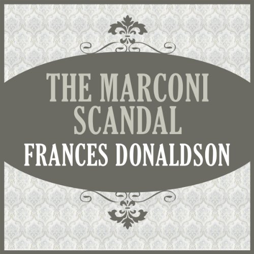 The Marconi Scandal cover art
