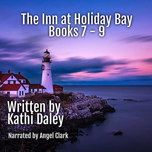 The Inn at Holiday Bay, Books 7-9 cover art