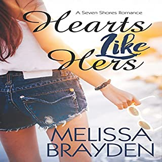 Hearts Like Hers                   Written by:                                                                                                                                 Melissa Brayden                               Narrated by:                                                                                                                                 Melissa Sternenberg                      Length: 7 hrs and 47 mins     12 ratings     Overall 4.7