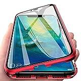 ColiColi Magnetisch Glas Hülle für iPhone SE 2020/iPhone