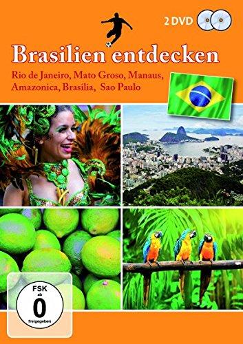Brasilien entdecken [2 DVDs]