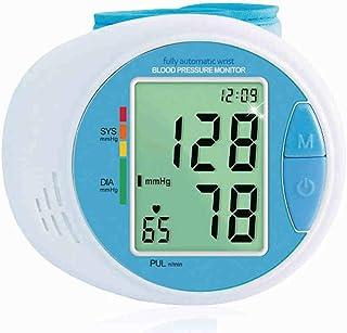 GYL Tensiómetro de Brazo Tensiómetro De Brazo- Home Care Tipo De Pulsera Automático De Presión Arterial Monitor Multifunción Portátil Precisa esfigmomanómetro