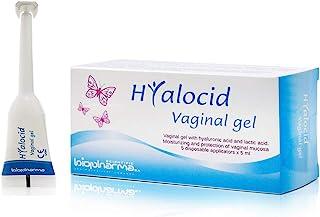 HyaloCid Vaginal gel (Hyaluronic acid & Lactic acid vaginal gel) 5ml x 5 pcs, Biopharma SA