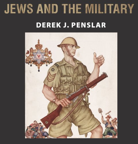 Jews and the Military cover art