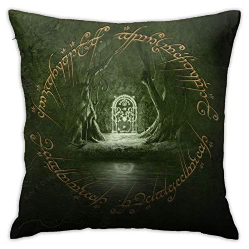 changxin Lord Rings - Funda de cojín para sofá y cama