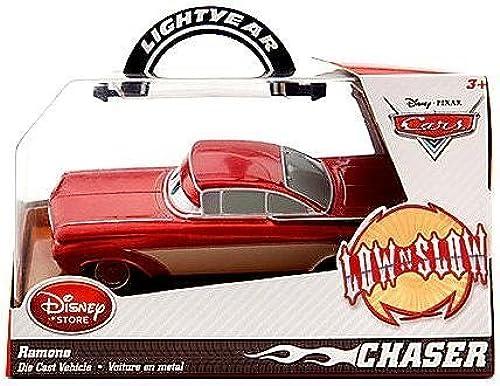 garantizado Disney     Pixar CARS Movie Exclusive 1 43 Die Cast Car Low N Slow Ramone [Chase Edition] by Disney Store  precioso