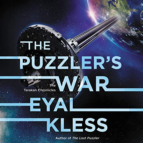 The Puzzler's War cover art