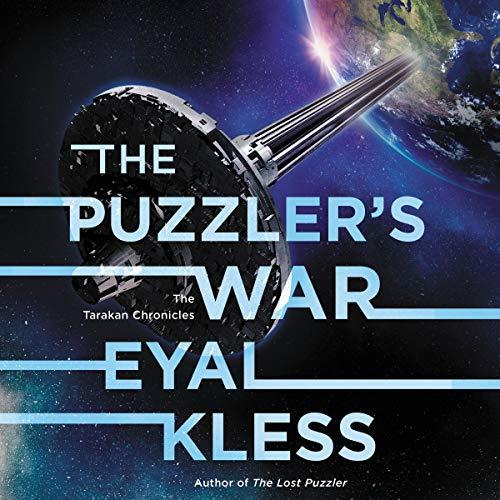 Page de couverture de The Puzzler's War