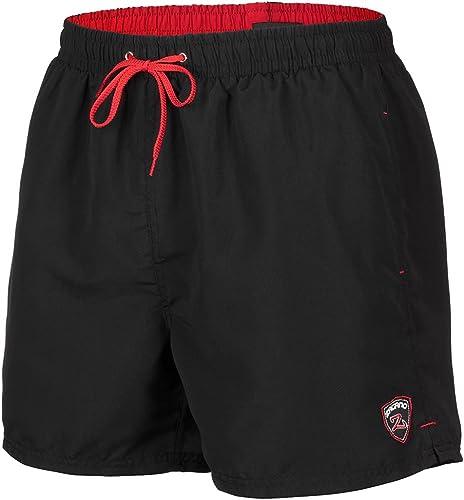 Zagano Shorts de Bain/Shorts de Plage/Short Bermuda/Shorts de Loisirs/Maillot de Bain 5106 à 6XL pour Hommes
