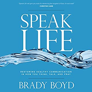 Speak Life cover art