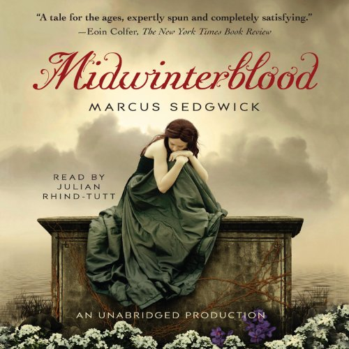 Midwinterblood audiobook cover art